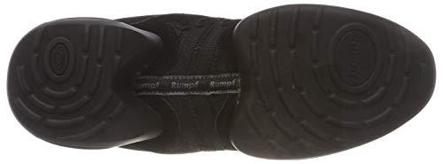 RUMPF Scooter Sneaker geteilte Sohle schwarz - 3