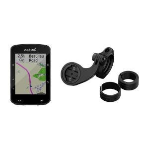 "Garmin Edge 520 Plus 2.3"" Wireless Bicycle Computer Negro - Ordenador para Bicicletas (5,84 cm (2.3""), 200 x 265 Pixeles, 35 x 47 mm, Li-Ion, 15 h, -20-55 °C)"