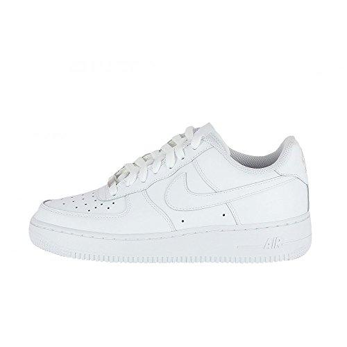 Nike Air Force 1 (GS), Chaussures de Basketball garçon