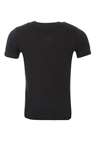 Jack & Jones Herren T-Shirt Kurzarmshirt Shirt Print O-Neck Tap Shoe (Fit:REG)