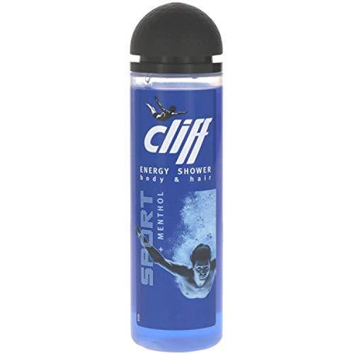 Cliff Duschgel Energy Sport 250 ml, 6er Pack (6 x 250 ml)