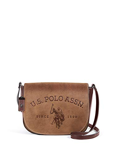 U.S. Polo Assn. Cowtown Women's Crossbody Bag Brown