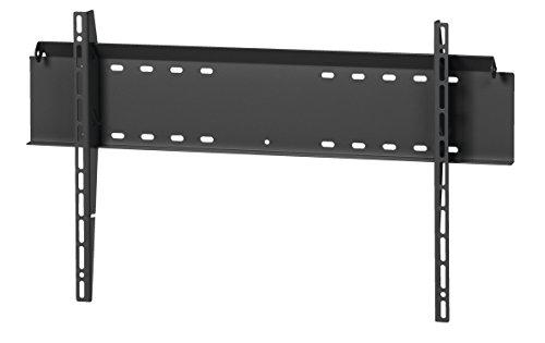 Mount Massive MFL 100 TV-Wandhalter für 102-203 cm (40-80 Zoll) Fernseher, starr, max. 100 kg, Vesa max. 750 x 450, schwarz
