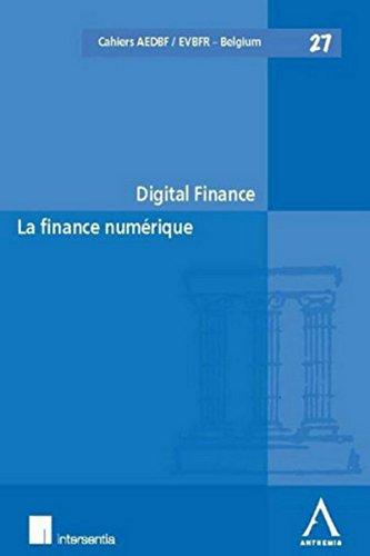 Digital finance / la finance numérique