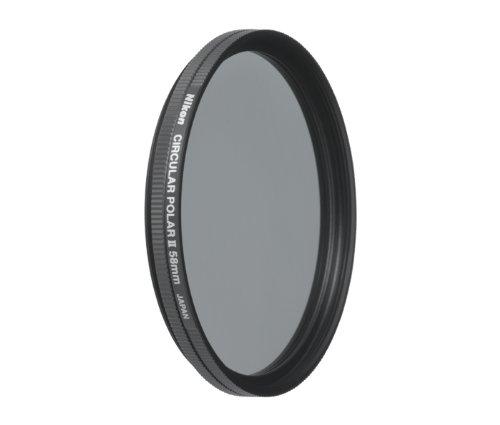 Nikon Polarisationsfilter 58mm Circ.  II