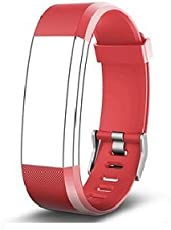 OMNiX™: ID115 Plus HR Replacement Strap (red)