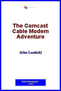 the-comcast-cable-modem-adventure-english-edition