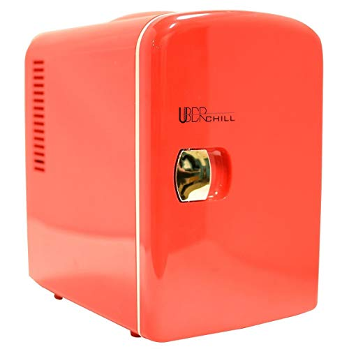 Uber Appliance UB-CH1 Chill 6 - MIni nevera retro personal