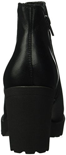 Apple of Eden Damen Fox Chelsea Boots Schwarz (Black)