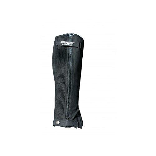 SUEDWIND - FLEXI CHAP Stretchy KIDS - schwarz - KM Chap-boot