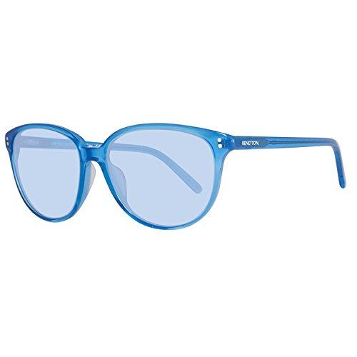 United Colors of Benetton Herren BN231S83 Sonnenbrille, Blau (Blue), 56