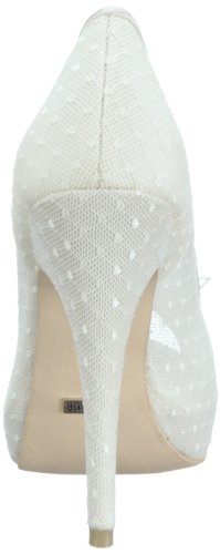 Menbur Wedding Adelia 04635, Scarpe da sposa Avorio (Elfenbein (Ivory 04))