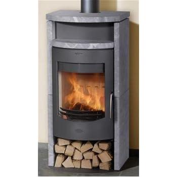 fireplace kaminofen barcelona speckstein xx amazon