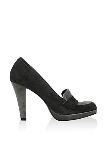 Superga, Sneaker donna Grigio (Grey Stone-Grey Mnl)