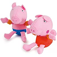 Zoggs Kids Peppa and George Pig Soakers Super Soft Toys Safe - Soakers, Above 3 Months