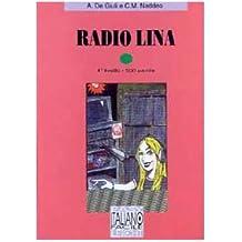 Radio Lina - Book + Cassette