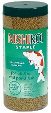 Fish Food - Nishikoi Staple 350gm Small Pellet