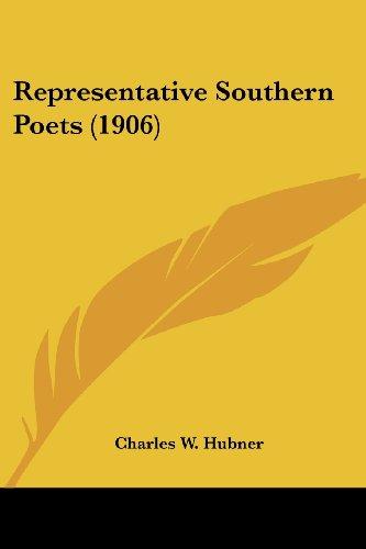 Representative Southern Poets (1906)
