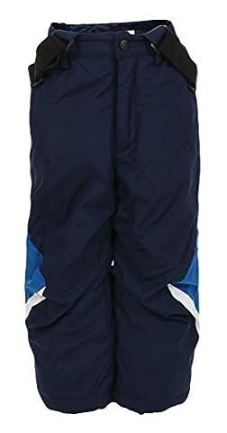 PM Pantalons enfants Pantalons de ski Pantalons de snowboard Unisex Boys Girls Pantalons fonctionnels Pantalons Thermo Pantalons hiver KC1223