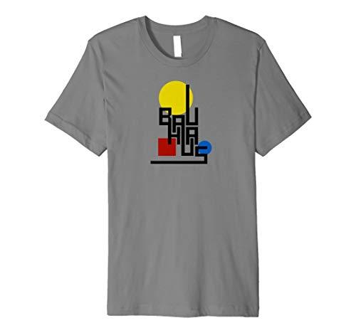 Bauhaus 1932 Elements T-shirt