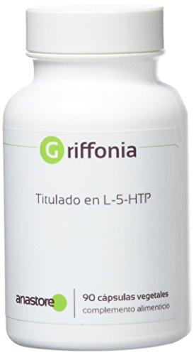 GRIFFONIA SIMPLICIFOLIA * 170 mg / 90 cápsulas * Titulado al 30%...