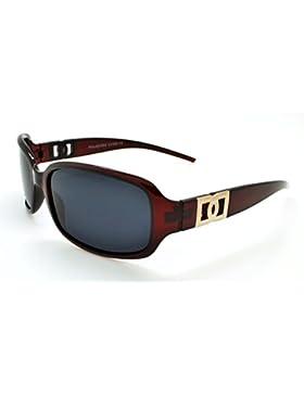 Vox polarizadas Trendy Classic alta calidad para mujer Hot Fashion gafas de sol w/incluye funda de microfibra