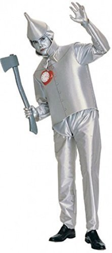 Offiziell Lizenziert Herren Erwachsene Dosenmann Dose Man Zauberer von Oz TV Film...