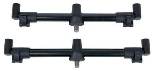 Dinsmores Rod Buzzer Bar 3 quadratisch 45 cm verstellbar schwarz
