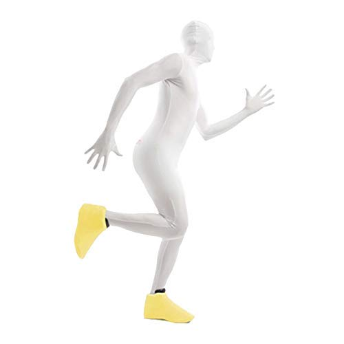Morphsuits Schuhüberzieher-Gelb-One Size