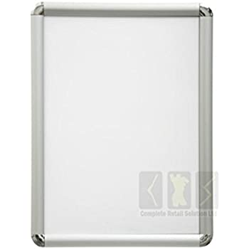 A1 SNAP CLIP FRAMES OPENING POSTER HOLDERS RETAIL NOTICE DISPLAY ...