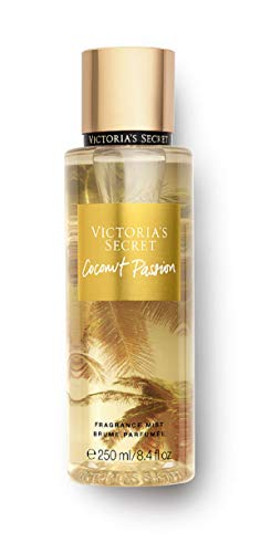 Victoria's secret, coconut passion, spray profumato per il corpo, 250 ml