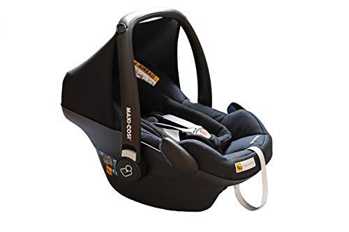 Maxi-Cosi Pebble Plus Babyschale I-size Quinny Design Black2