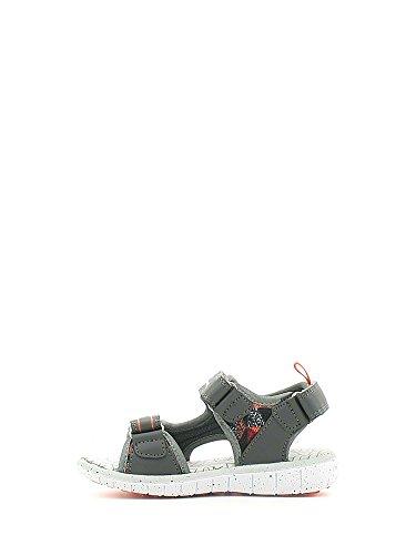 Lumberjack Spongy, chaussures à bouts ouverts garçon Gris