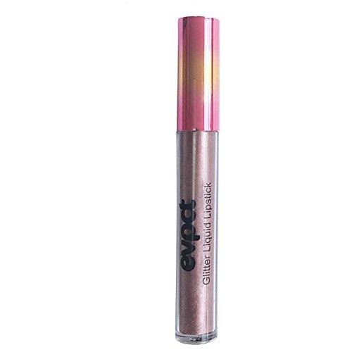 Lipgloss,Rabatt,PorLous 2019 Beliebt Mode Lippenlippenstift Kosmetik Frauen Sexy Wasserdichte Lippen Metallic Lipgloss Feuchtigkeitsspendend 8