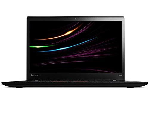 Lenovo ThinkPad T460s (REFURBISHED) | 14pollici NOTEBOOK perfetto per il lavoro | WIN10pro | i72.6GHz | 12GB | 256GB SSD | Web Cam | Certificato e General tramite Holt