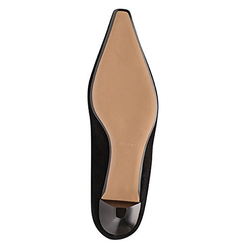 Shoes Noir Escarpins femme Pump Evita CFHAwdxqpw