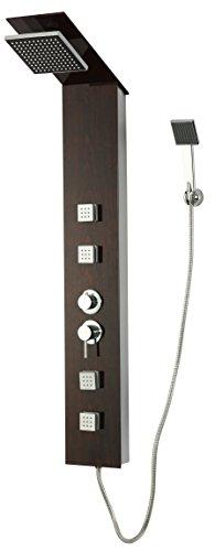 DP Grifería - Columna de hidromasaje para ducha modelo Jaen