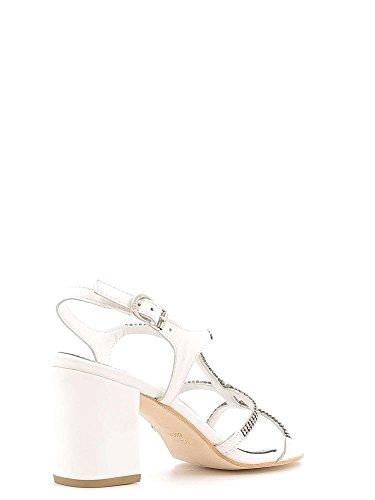 Apepazza PAL08 Sandalo Tacco Donna Bianco