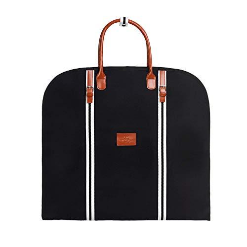 Saint Maniero Premium Suit Carrier Bag / Dress Bag - Black