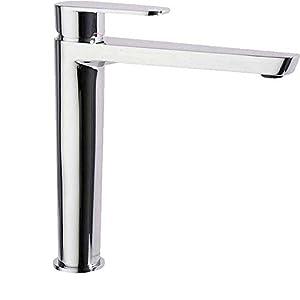 Ramón Soler 3602 Monomando para lavabo alto (XL), modelo Alexia, Cromo