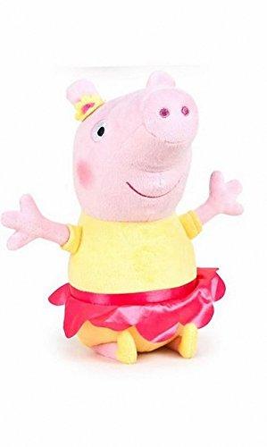 Peluche Peppa Pig Ready For Fun 45cm
