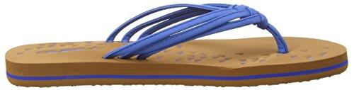 O'Neill Ditsy 609522 Damen Zehentrenner Blau (Surf the Web 5112)
