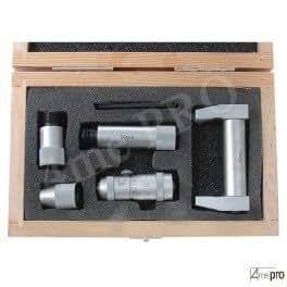 Micromètre D'intérieur à Rallonge Capacité 50-250 Mm - Taille Unique