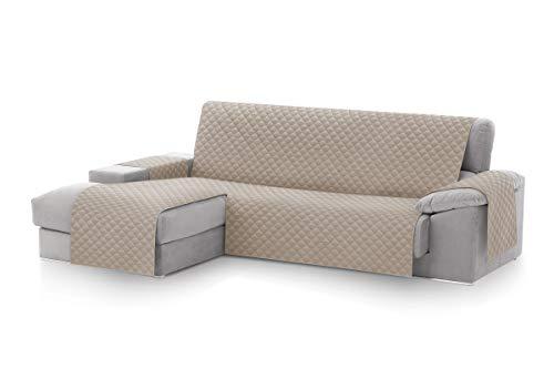 Textil-home Funda Cubre Sofá Chaise Longue Malu