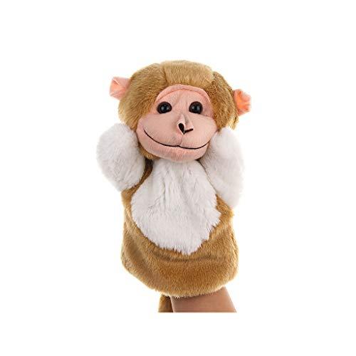 UP6Per Marionetas Familia Peluches orangután - Juguete