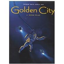 Golden city 3 - noche polar