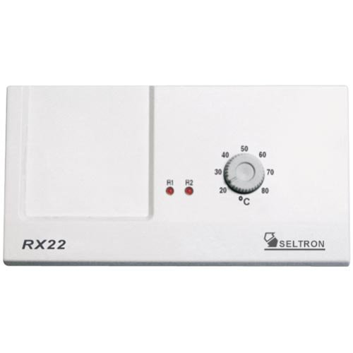 Seltron Funkempfänger RX22 zu Sender ST2TX