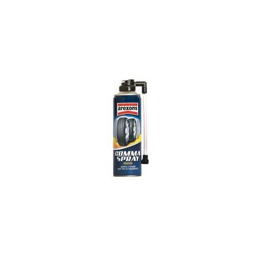 Arexons 8473 Gomma Spray Sigilla Forature e Rigonfia Pneumatici
