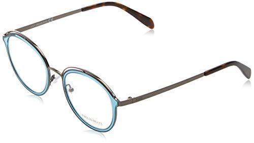 Emilio pucci ep5075 occhiali da sole unisex-adulto, blu 49.0