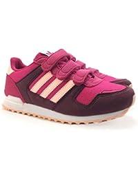 9baa93619 Amazon.es  adidas - Rosa   Zapatillas   Zapatos para niña  Zapatos y ...